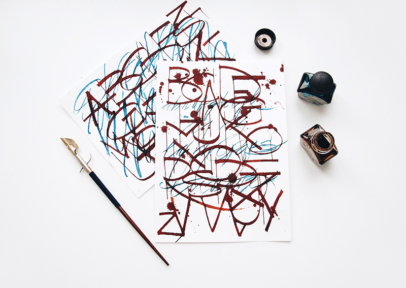 Ruling pens 15